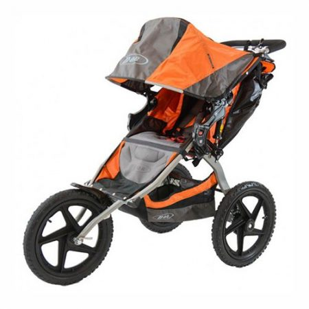 3 Wheel Bob Revolution on Road-Off Road Stroller