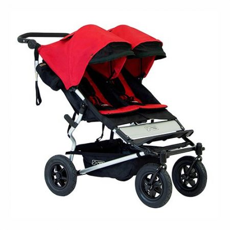 4 Wheel Pram – Twin Mountain Buggy