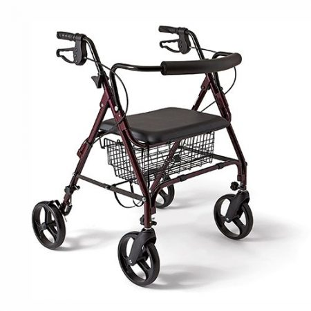 Walker – Shopper Style with Seat and Basket Max Weight 100kg