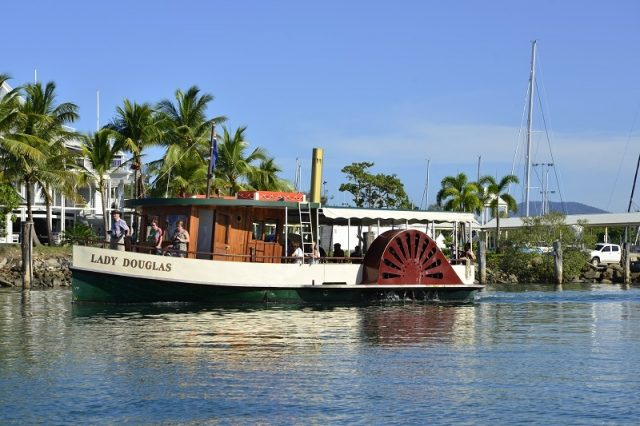 Kids Activities - Lady Douglas River Cruise | Port Resort Baby Hire